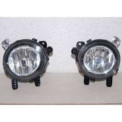 Set of fog lamps for bumper BMW E60 M5 / E90 / E92
