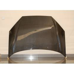 Carbon Fibre Bonnet Ford Focus 1998-2004, Without Air Intake