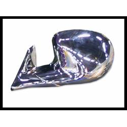 Sport Wing Mirrors M5 Type Chromed 4 Wires