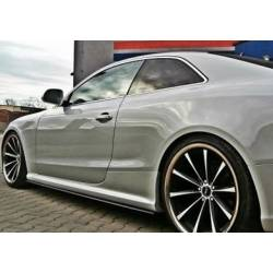 DIFUSOR TALONERAS AUDI RS5 Coupe ABS