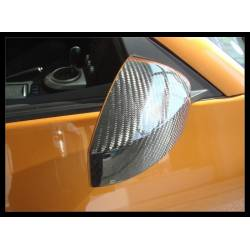 Carbon Fibre Mirror Covers Nissan 350Z