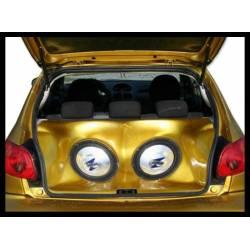 Sound Box Peugeot 206