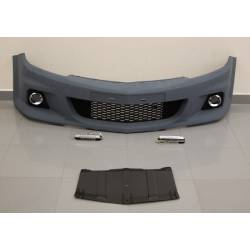 FRONT BUMPER OPEL ASTRA H LOOK OPC