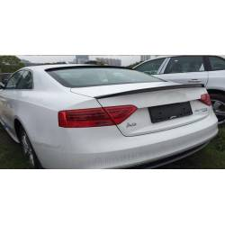 CARBON FIBRE LOWER SPOILER AUDI A5 COUPE 2009-2016