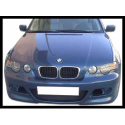 FRONT BUMPER BMW E46 COMPACT, M TYPE