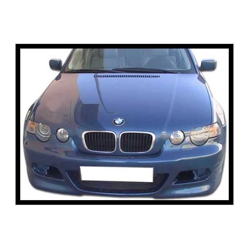 Front Bumper Bmw E46 Compact M Type Tuning Carbon Hoods