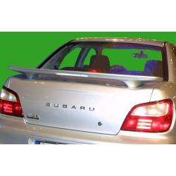 SPOILER SUBARU IMPREZA 01-07, WRX TYPE WITH BRAKE LIGHT